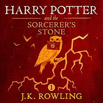Image result for harry potter audiobook