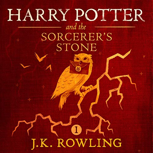Harry Potter and the Sorcerer's Stone, Book 1 -