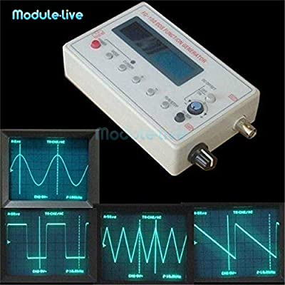HATCHMATIC DDS Function Signal Generator Sine+Triangle + Square Wave Frequency 1HZ-500KHz