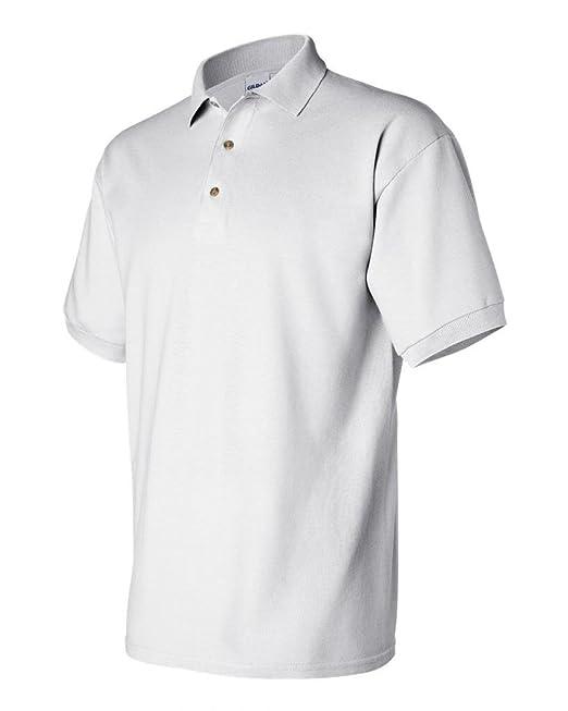 697b85187a48d Gildan - Polo de manga corta para hombre Caballero Modelo Pique - 100%  algodón calidad de primera  Amazon.es  Ropa y accesorios