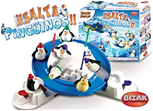 Bizak Salta Pinguino: Amazon.es: Juguetes y juegos