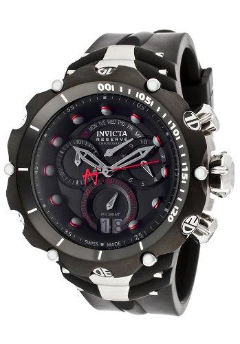 Invicta Reserve Men's Venom Gen II Swiss Quartz Chronograph