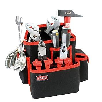 5054H4 - Bolsa porta herramientas de seis compartimentos ...