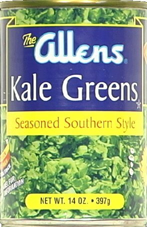 Allens Greens Kale Chopped
