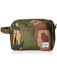 Herschel Supply Co. Chapter Dopp Kit, Woodland Camo/Zip, One Size