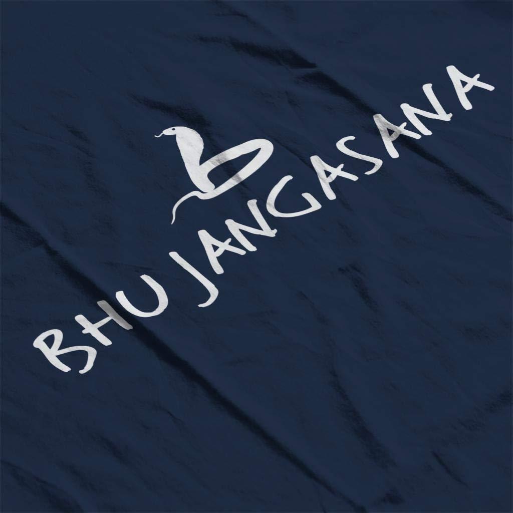 Yoga Bhujangasana Cobra Pose Kids T-Shirt