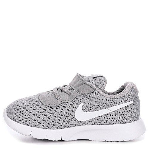 Nike Tanjun (TDV) - Zapatillas para niños, multicolor Gris (Wolf Grey / White White)