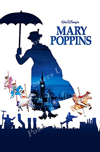 Poster USA - Disney Classics Mary Poppins Poster GLOSSY FINISH - DISN130 (24