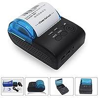 Edal ZJ-5805 58mm Bluetooth receipt printer Mini Bluetooth Printer Android 4.0 TERMINALS POS Machine Boiler Thermal printer