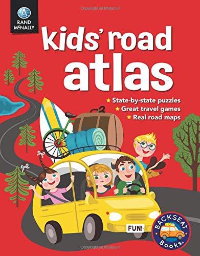 Kids' Road Atlas (Road Trips With Kids)