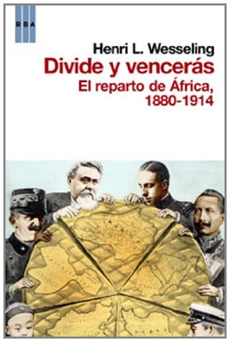 Divide y venceras. El reparto de africa: El reparto de África 1880 - 1914