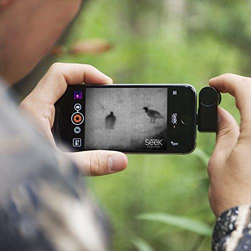 Seek Thermal XR Imager for iOS-Apple