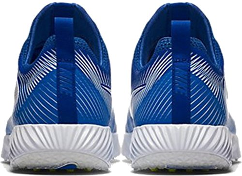 Herren Nike Vapor Speed Turf Fußballschuh Racer Blau / Weiß-Blau-Racer-Blau