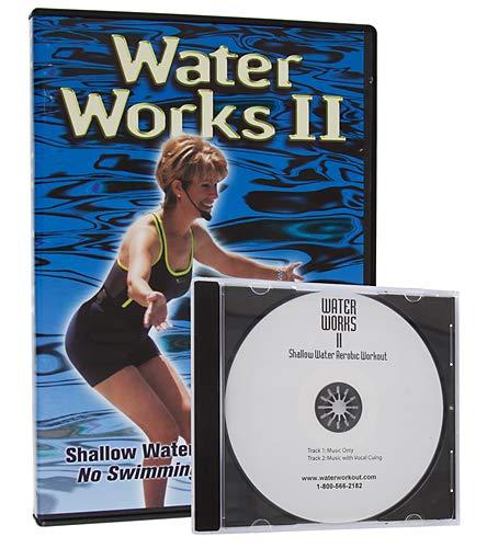 Water Works 2 Water Aerobics DVD & CD with Karen Westfall