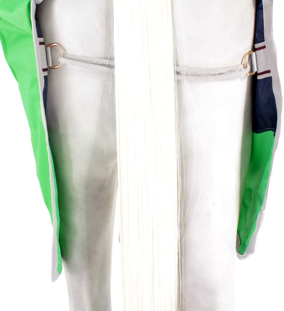 Bucas Freedom Turnout Light Full Neck 0g Classic Green