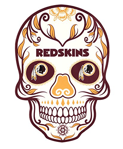 Washington redskins mailbox redskins mailbox redskins mailboxes outdoor fan loyalty signage by applied icon will allow you to show off your team pride aloadofball Image collections