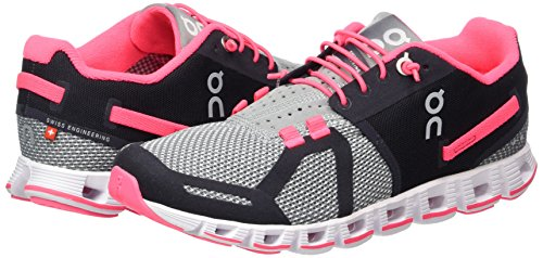 Grigio Road Mens Cloud Flame Shoes ON Pink Grey Neon Running Olive 0HqF5