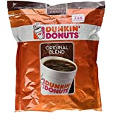 Dunkin Donuts Original Blend Medium Roast Ground Coffee, 40 Ounce (2 packs)