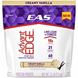 EAS AdvantEDGE Protein Powder, Vanilla, 2.5 lbs. (pack of 6)