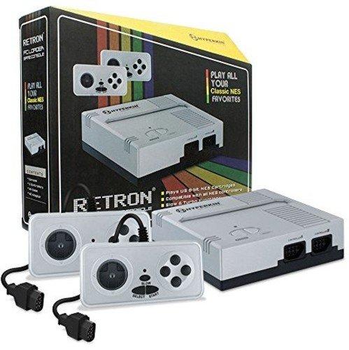 Hyperkin RetroN 1 Gaming Console for NES (Silver)
