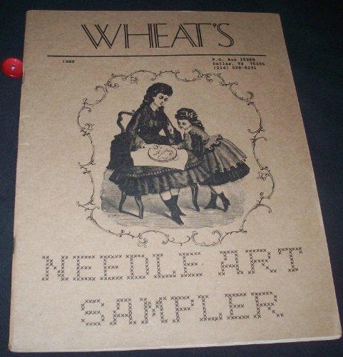 WHEAT'S Needle Art Sampler 1985