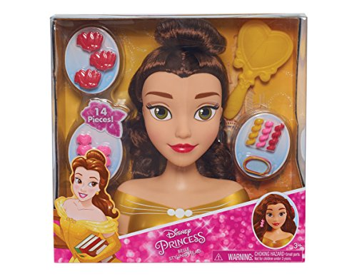 Styling Head - Disney Princess Basic Belle Styling Head