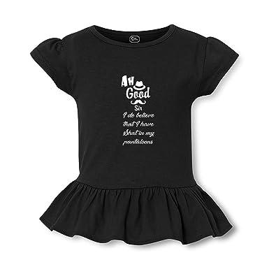 4b182f0e9ca Ah Good Sir I Do Believe That I Have Shat in My Pantaloons Short Sleeve  Toddler