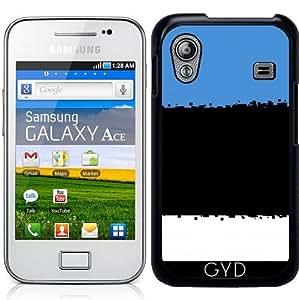 Funda para Samsung Galaxy Ace (GT-S5830) - Estonia Bandera De 8 Bits by Cadellin