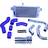 (US) Rev9power (ICK-055) Audi A4 1.8T 02-05 Intercooler Kit (Ver. 2) Bolt on Type Big Core