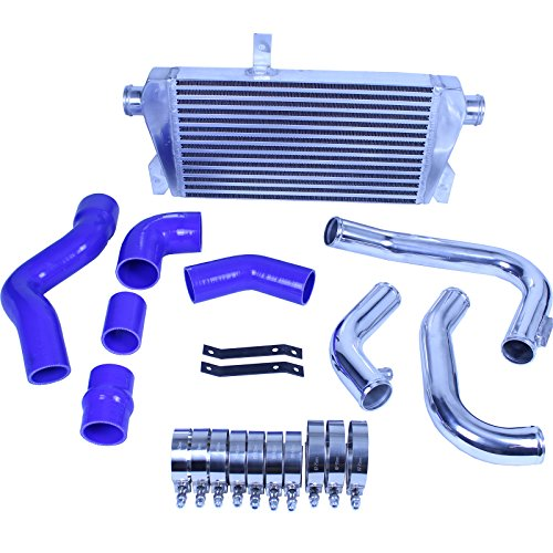 Rev9power (ICK-055) Audi A4 1.8T 02-05 Intercooler Kit (Ver. 2) Bolt on Type Big Core