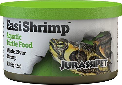 Jurassidiet Aquatic Turtle - JurassiDiet - EasiShrimp, 35 g / 1.2 oz