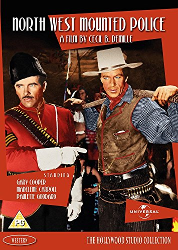 - North West Mounted Police [DVD]