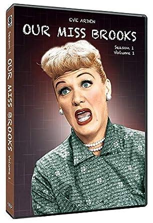 Our Miss Brooks, Season 1, Volume 1