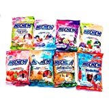 Dcross Value Set Hi-Chew Immensely Fruity Intensely Chewy Candy 8 Packs Different Flavours.