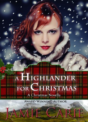 A Highlander for Christmas by [Carie, Jamie]