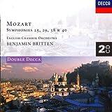 Symphonies 25, 29, 38, 40 (Eco/Britten)