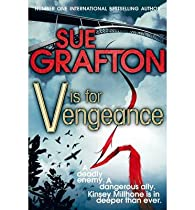V is for vengeance par Sue Grafton
