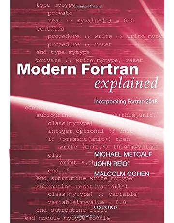 Amazon com: Fortran - Programming Languages: Books