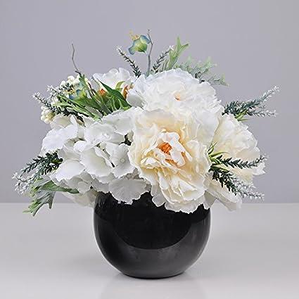 Zhudj Kit De Arreglo Floral Para La Solapa Del Novio De