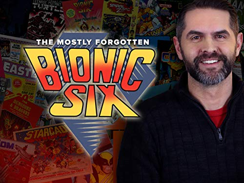 The Mostly Forgotten Bionic Six (Bionic Six Toys)