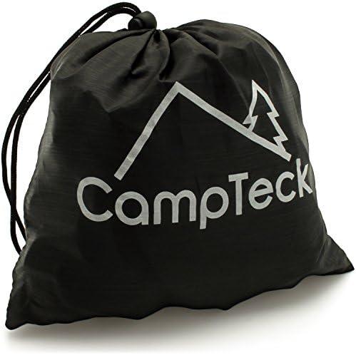 CampTeck U6527 Látex Bandas Elasticas (11 Piezzas) Fitness Tubos Bandas Resistencia con Manija Anclaje & Correas Tobillo 5x Bandas de Ejercicio para ...
