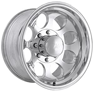 "Mickey Thompson Classic II Wheel with Polished Finish (15x10""/5x4.5"")"
