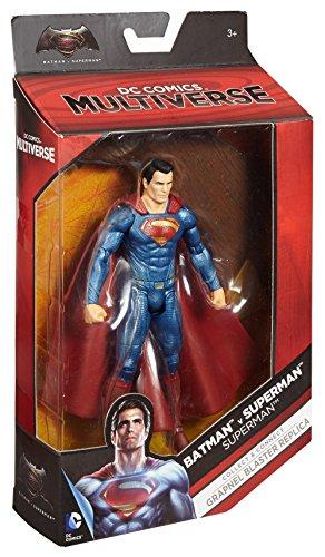 Batman v Superman: Dawn of Justice Multiverse 6″ Superman Figure