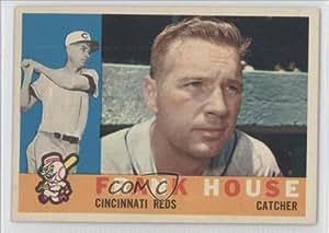 Frank House (Baseball Card) 1960 Topps #372
