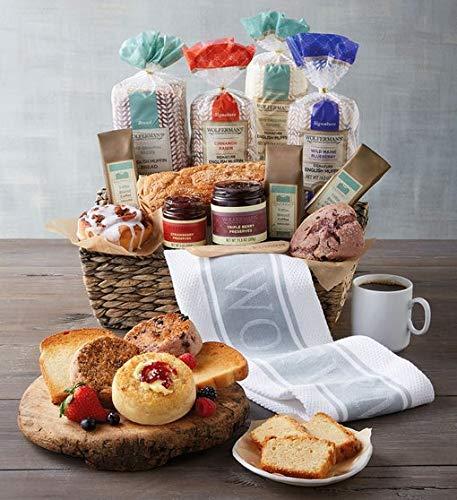 Wolferman's Grand Bakery Gift Basket