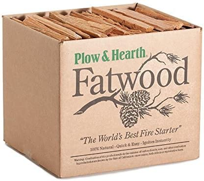 120 Eco-Stix Fatwood Starter Kindling Firewood Sticks EasyGoProducts Approx