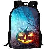 CaiLii Backpack Halloween Mens Laptop Backpacks Shoulder Bag School Daypack
