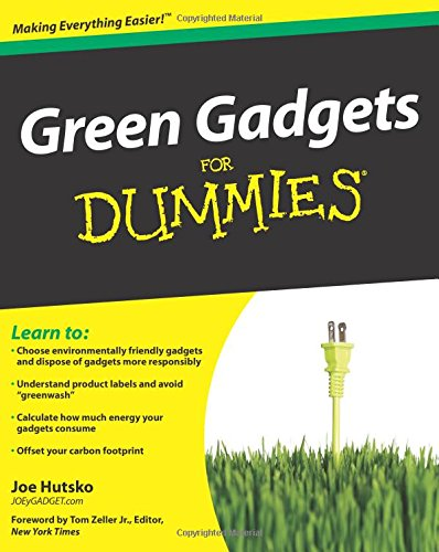Price comparison product image Green Gadgets For Dummies