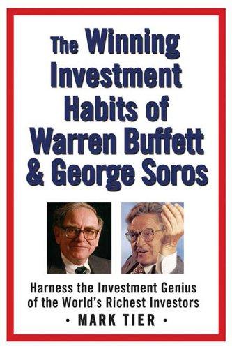 Amazon the winning investment habits of warren buffett george the winning investment habits of warren buffett george soros harness the investment genius of fandeluxe Images