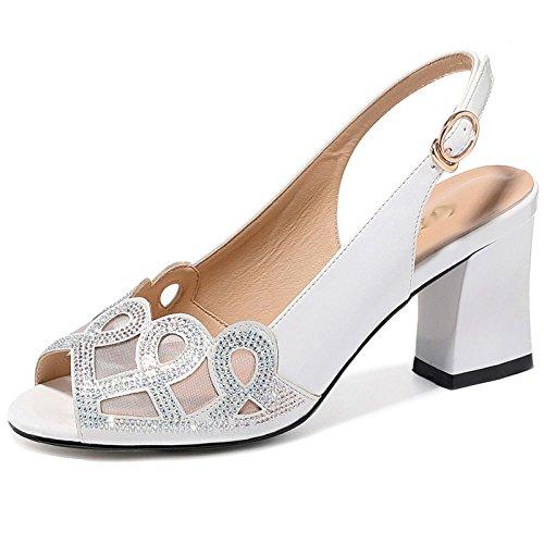 Donna Ballo Scarpe DKFJKI da da con Bottone Sandalo Alti DKFJKI Scarpe Pressione   31a15f